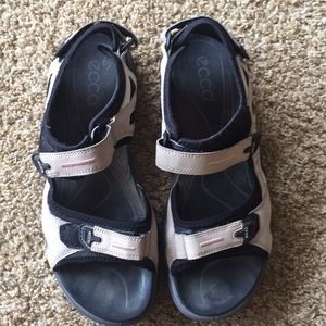 ECCO Yucatan Hiking Sandals, women's size 10 (40)